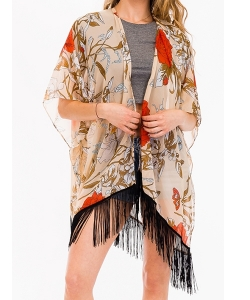 Summer Poncho Scarve Princess KSF196