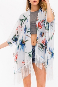 Summer Poncho Scarve Princess KSF197