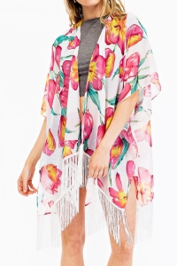 Summer Poncho Scarve Princess KSF203