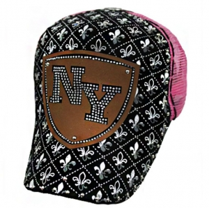 KTT41 X20 Trucker Hat New York Black