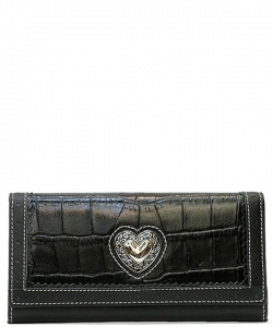 Designer Inspired Leather Wallet LC1008