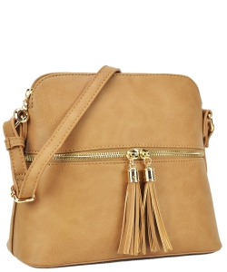 Two Color Cute Cross Body Bag Design LP051 STONE