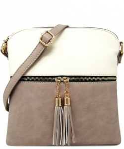 Elegant Wholesale Fashion Cross Body Bag LP062-BG/ BRICK