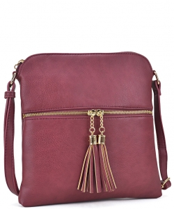 Elegant Wholesale Fashion Cross Body Bag LP062 CRAN