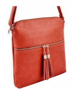 Elegant Wholesale Fashion Cross Body Bag LP062 DPEACH