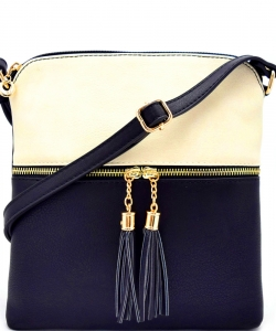Elegant Wholesale Fashion Cross Body Bag LP062-WT/DSEA