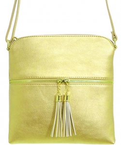 Elegant Wholesale Fashion Cross Body Bag LP062 GOLD