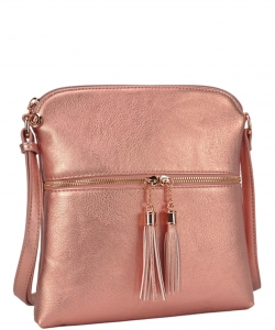 Elegant Wholesale Fashion Cross Body Bag LP062 RGOLD
