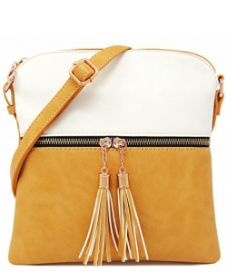 Elegant Wholesale Fashion Cross Body Bag LP062-WT/MST