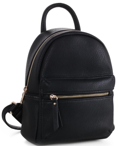 Fashion Backpack LS-5022 Black