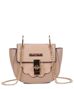 Nicole Lee Zosia Saddle Crossbody Bag mq12817 BEOGE
