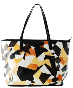Printed Tote Shoulder bag MQ134