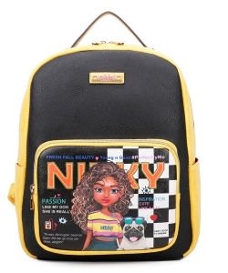 Nikky Frances Backpack NK10734 SASHA THE CUTIE