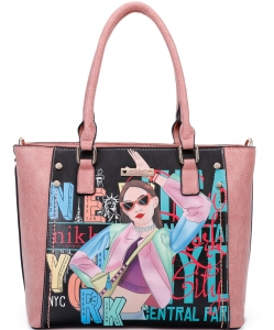 Nikky Vicky Does Sports Tote Bag  NK11028