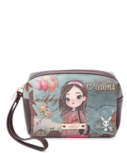 Nikky Perdita Cosmetic Pouch NK20347 Hailee Dreams Big