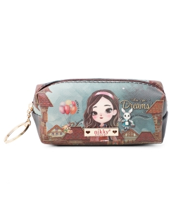 Nikky Hailee Dreams Big Cosmetic Pouch NK21005