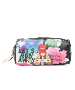 Nikky Kimberly Falls in Love Cosmetic Pouch NK21005