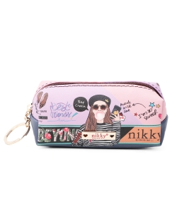 Nikky Love me Tender Cosmetic Pouch NK21005