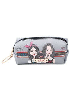 Nikky Twin Sister Cosmetic Pouch NK21005
