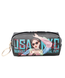 Nikky Vicky Does Sports Cosmetic Pouch NK21005