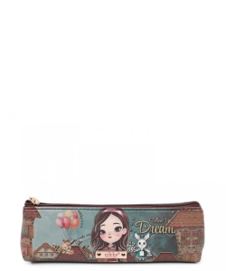 Nikky Long Slim Pouch NK21010 Hailee Dreams Big
