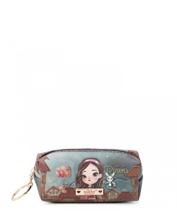 Nikky Small Rectangular Coinpurse with Key Ring NK21011 Hailee dreams big