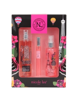 Nicole Lee Floral Essence 3 Piece Set  PER6638