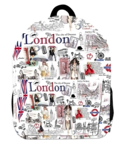 Oh Fashion Backpack Travelling LondonPROH-AC1277