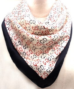Pattern Fashion Scarf SF300098 LMCB