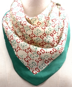 Pattern Fashion Scarf SF300098 LMEM