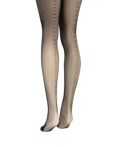 12 pcs  Lyst Pearl Back Seam Tights SO320004
