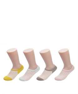 12 Pairs Fashionable Ankle Length Socks SO320019