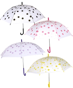 12 pcs  Classic Printed Umbrella UM0055