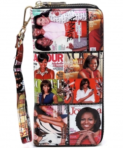 Magazine Fashion wallets W4099MO-MT