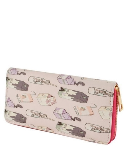 Trendy Designer Fashion Wallets WA006