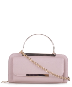 All-in-One Versatile Mini Bag Wallet WA1230  BLUSH
