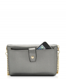 Fashion Wallet WA1724 PEWTER