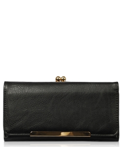 Aryanna Wallet WA1727 BLACK