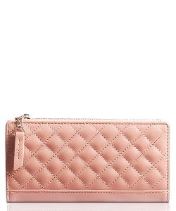 Nichole Quilted Wallet WA1758 PINK