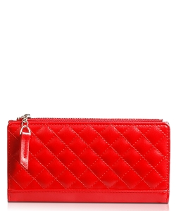 Nichole Quilted Wallet WA1758 RED