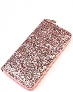 Trendy Designer Fashion Wallets WT326X204 PINK