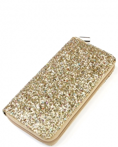 Trendy Designer Fashion Wallets WT326X204 GOLD