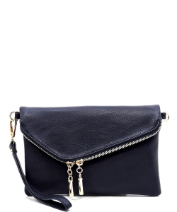 Faux Leather Clutch Purse WU023 DSEA