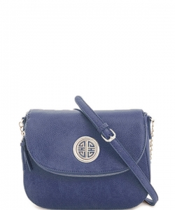 Fashion Cute Chic Crossbody Bag WU046A  NAVY