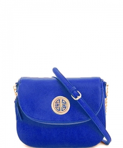 Fashion Cute Chic Crossbody Bag WU046A RBLUE
