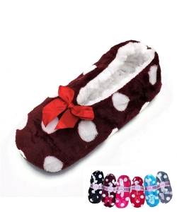 12pairs Cute Fashion Plush Slipper YKW205